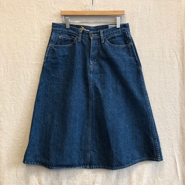 orSlow denim skirt